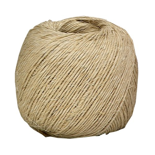 Lehigh SP20EW-P Extra Strong and Large Sisal Twine, Natural (Crawford Natural)