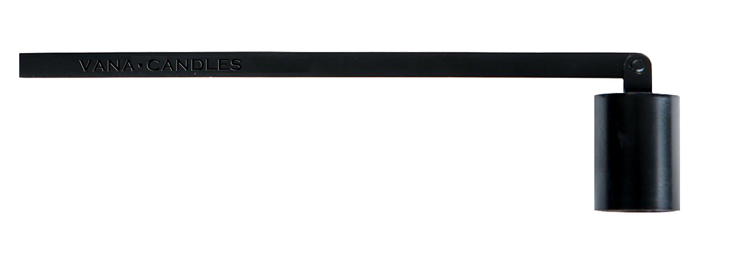 Vana Candles Swedish Design - Snuffer, Matte Black