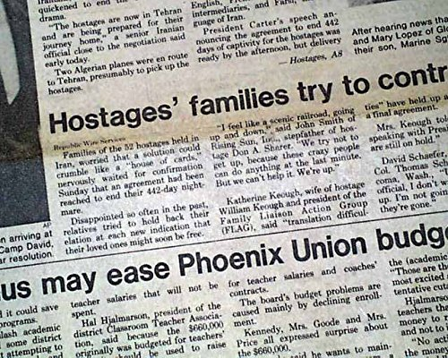 Amazon Iran Hostage Crisis American Diplomats Citizens To Be
