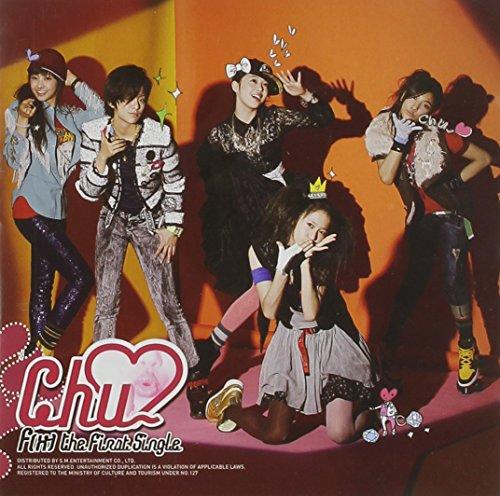 CD : FX - Chu (Asia - Import)