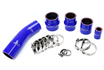 HPS Blue High Temp Reinforced Silicone Intercooler Hose Boots Kit for 91-95 Toyota MR2