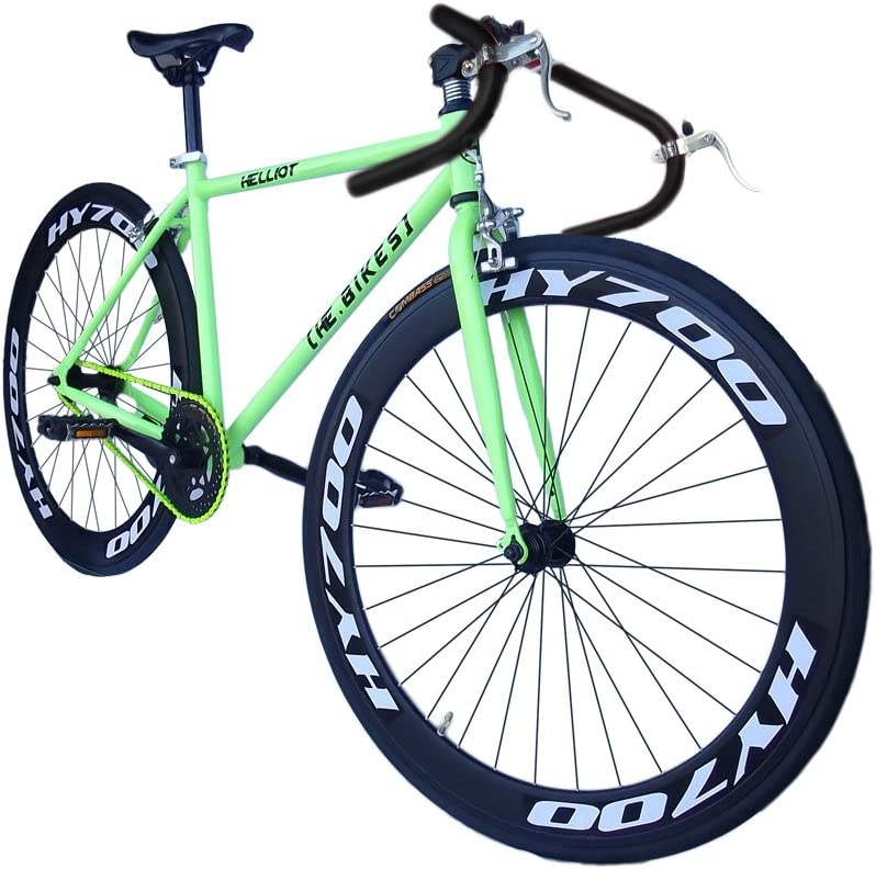 Helliot Bikes Fixie Brooklyn H36 Bicicleta Urbana, Unisex Adulto ...