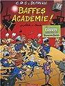 C.R.S. = détresse, tome 11 : Baffes Académie! par Cauvin