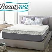 Amazon Com Beautyrest Black Desiree Luxury Firm Mattress