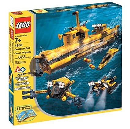 LEGO Designer Set Ocean Odyssey