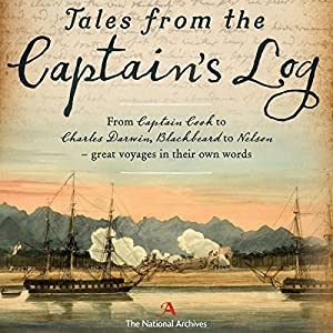 Tales from the Captain's Log Audiobook