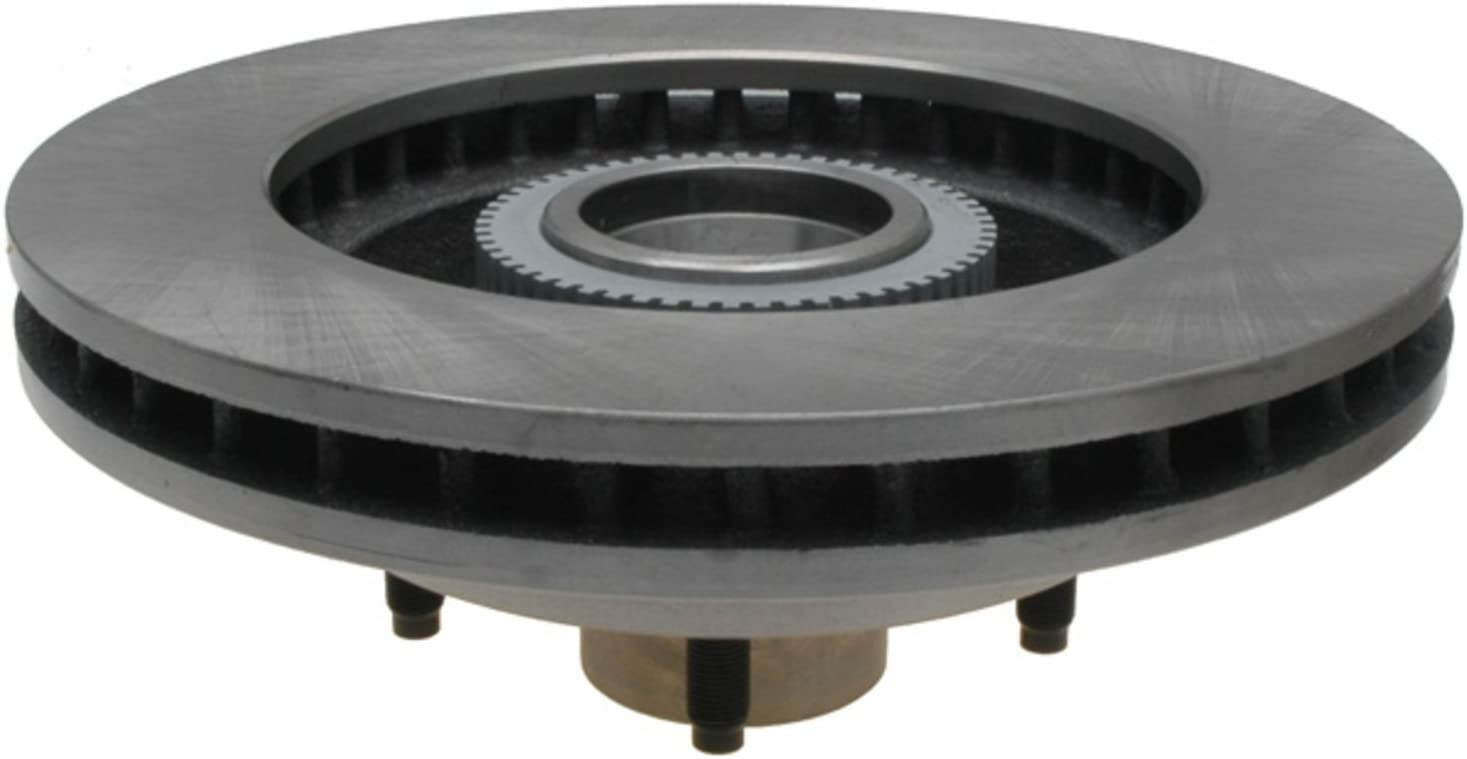 ACDelco 18A652AC Advantage Coated Front Disc Brake Rotor