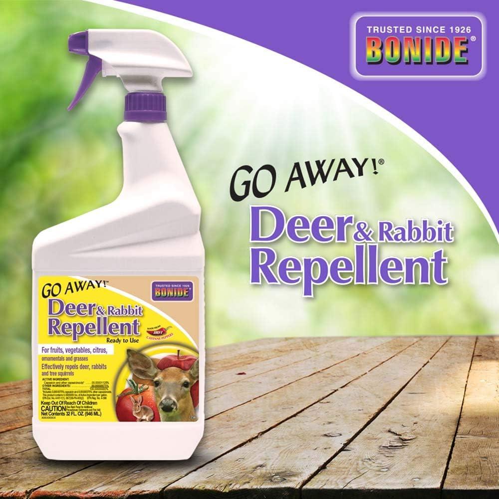 230 Deer&Rabbit Repel Rtu - quart