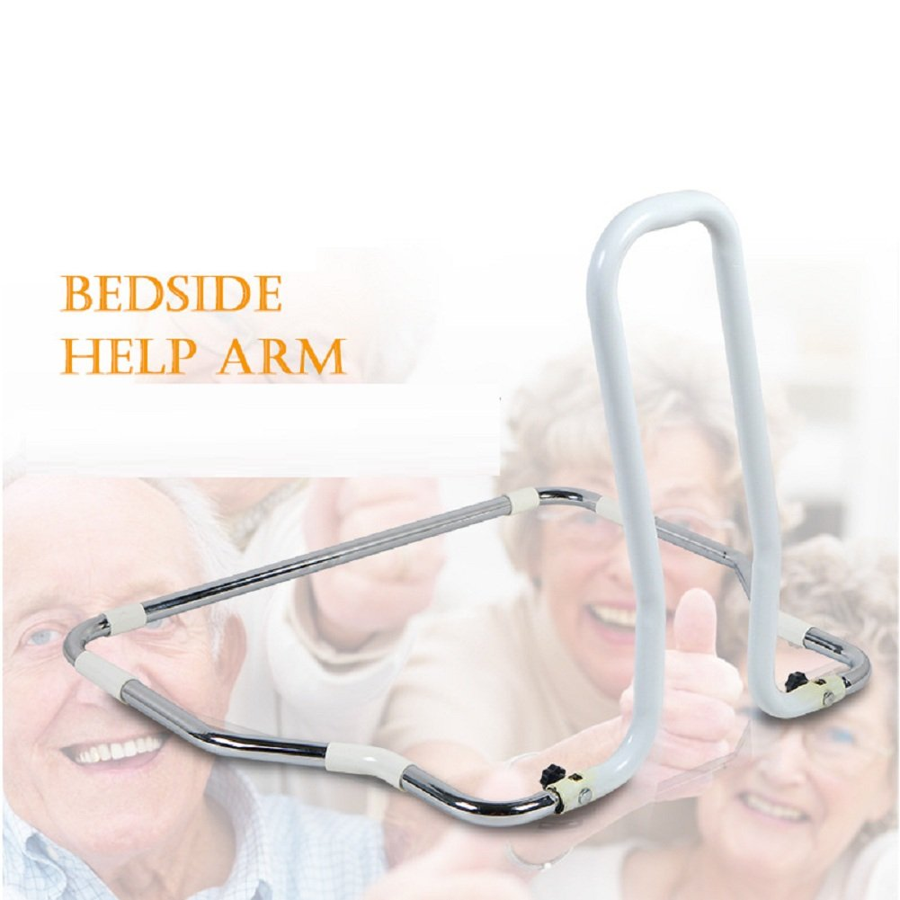 Amazon.com: DGS Bed Rails - Hospital Grade Safety Bed Rail For Seniors, Bed Side Handrail, Senior Adult Hand Rail For King Queen Twin Size Bed, Handicap Bed ...