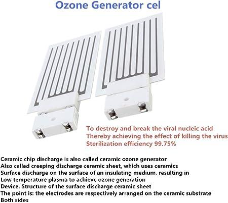 GRASSAIR Generador de ozono Comercial 7000mg Industrial O3 ...
