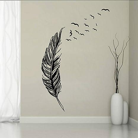 Pegatina De Pared Vinilo Adhesivo Mural Decorativo Para Cuartos