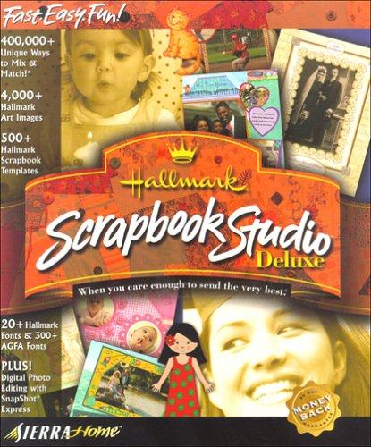 - Hallmark Scrapbook Studio Deluxe