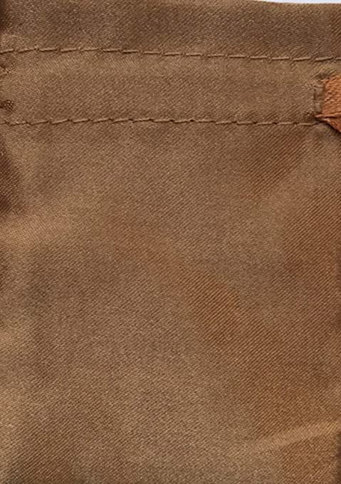 Dark Brown-Golden Yellow Silk /& Satin Jewelry Bag Drawstring Jewelry Pouch Travel Jewelry Bag Organizer Bag Wedding Favor Bag Party Gift Bag
