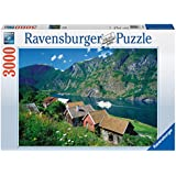 Ravensburger Sognefjord, Norway Puzzle (3000-Piece)