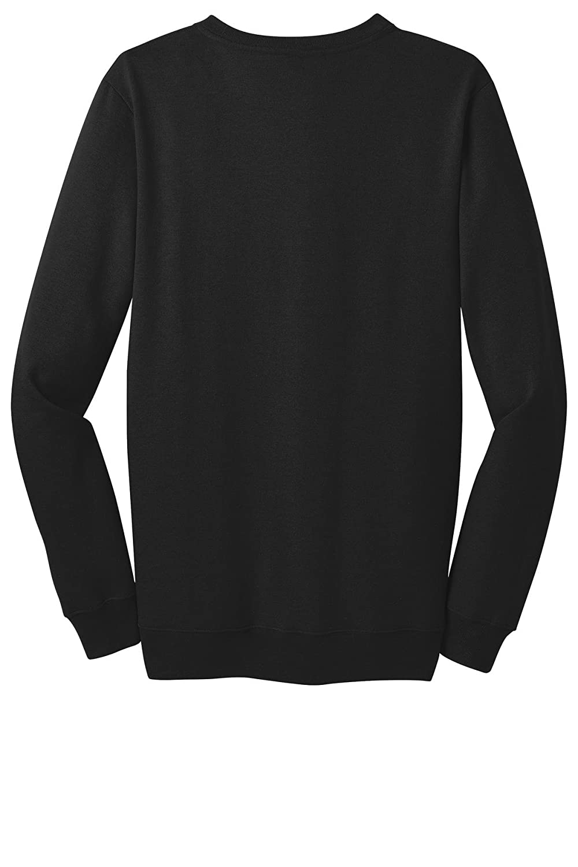 Mens Pullover Fleece Crewneck Sweatshirts in Sizes XS-4XL