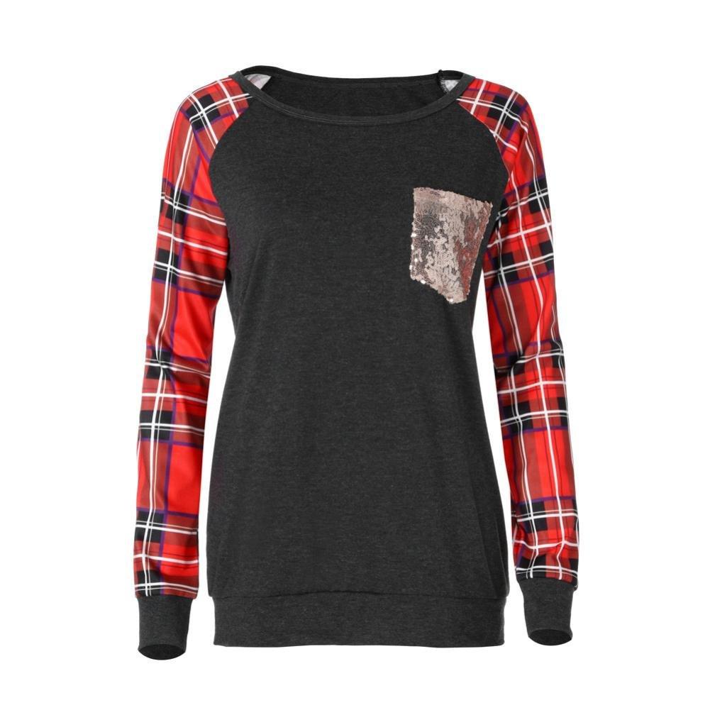 ... manga larga básica inferior camiseta tops suéter chaqueta sudadera blusa camisa mono vestido pijamas traje ropa (XL): Amazon.es: Ropa y accesorios