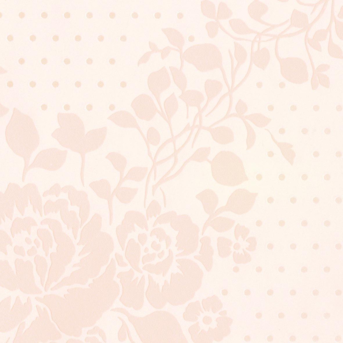 リリカラ 壁紙45m フェミニン ダマスク ピンク Elegance LW-2803 B07613LZZZ 45m|ピンク