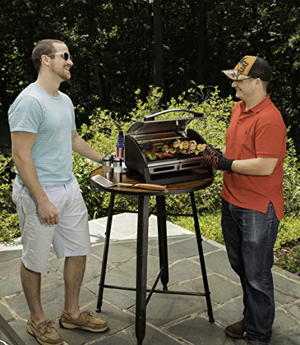 ★★★★★ TOP 35 BEST TABLE PROPANE GAS GRILL REVIEWS 2018 - Magazine cover