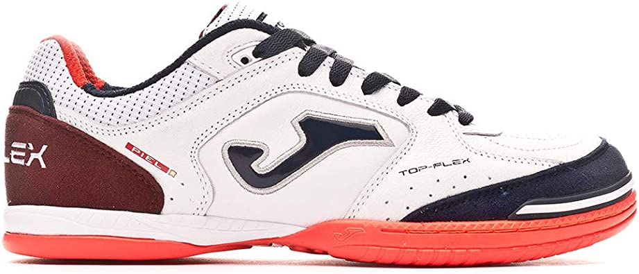 Joma Top Flex 922 White/Navy: Amazon.es: Zapatos y complementos