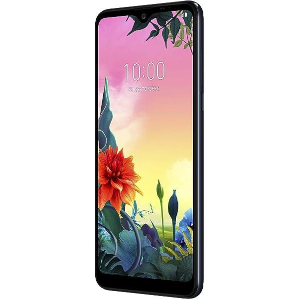 LG K50S Smartphone Aurora Black Libre Sin Branding: Amazon.es ...