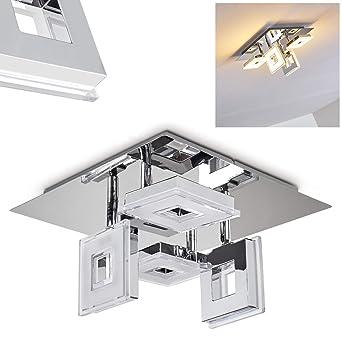 Design Deckenlampe LED Strahler Zimmer Küchen Deckenleuchte Deckenspot kippbar