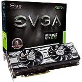 EVGA GeForce GTX 1070 Gaming ACX 3.0 Black Edition Graphic Cards (08G-P4-5171-KR) (Renewed)