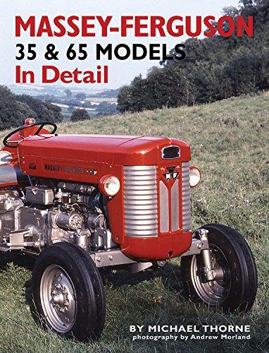 Massey-Ferguson 35 & 65 Models In Detail PDF