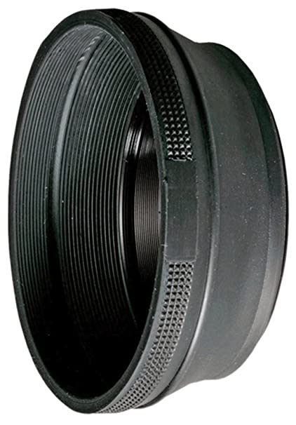 5,2 cm B/&W BW69600 52mm Negro Parasol