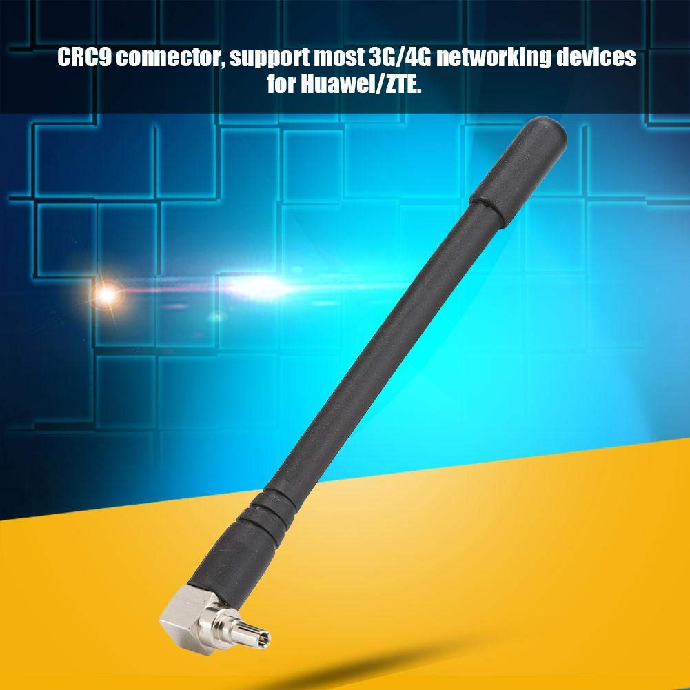 Kafuty 2PCS 4G LTE Antenna 3DBi Network CRC9 Connector Portable WIFI Devices 1900-2100 MHz for Huawei E3372 E8372 E353 E367 E3131 E122 E8278