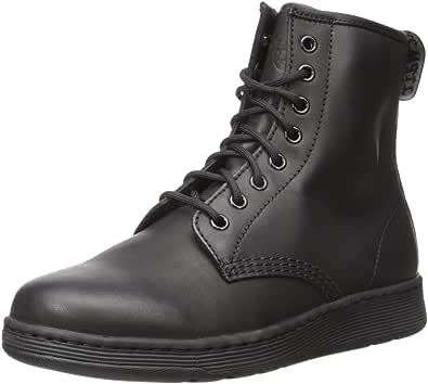 Dr. Martens Women's Newton Temperley Leather Mono Fashion Boot