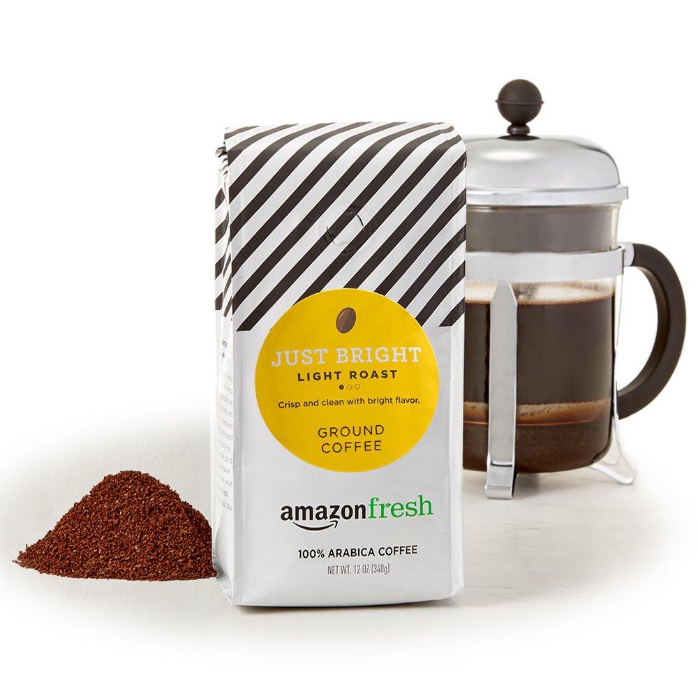 AmazonFresh Light Roast Coffee Review