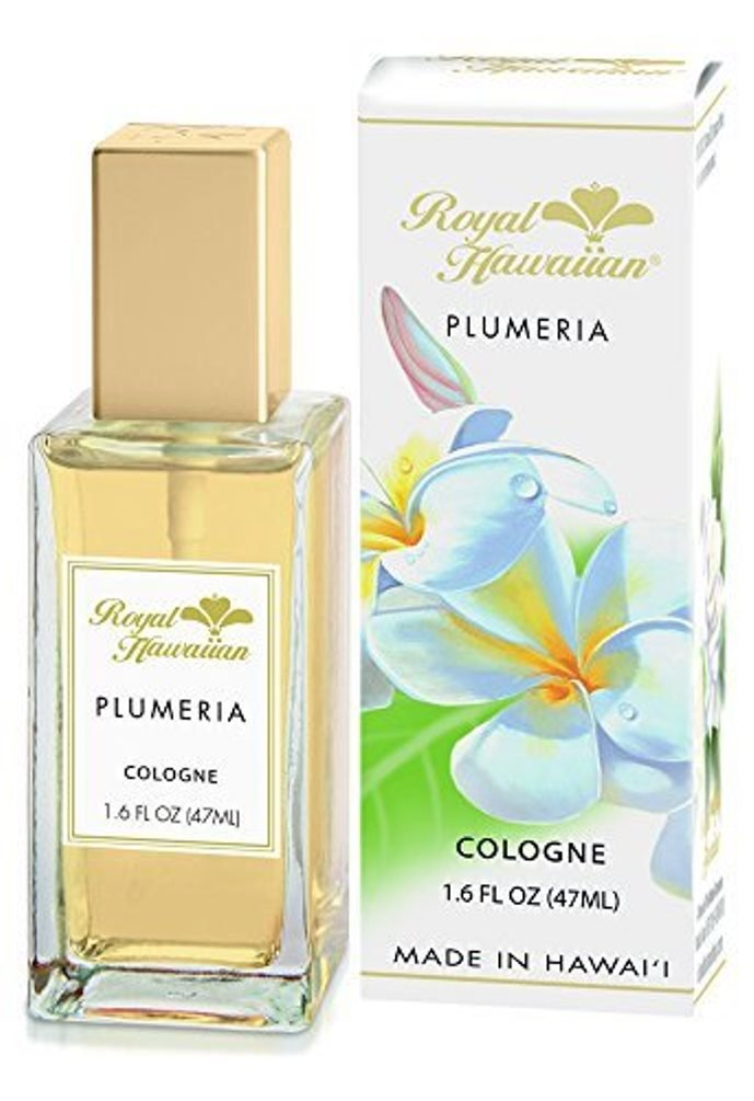 Royal Hawaiian Cologne Plumeria 1.6 oz.