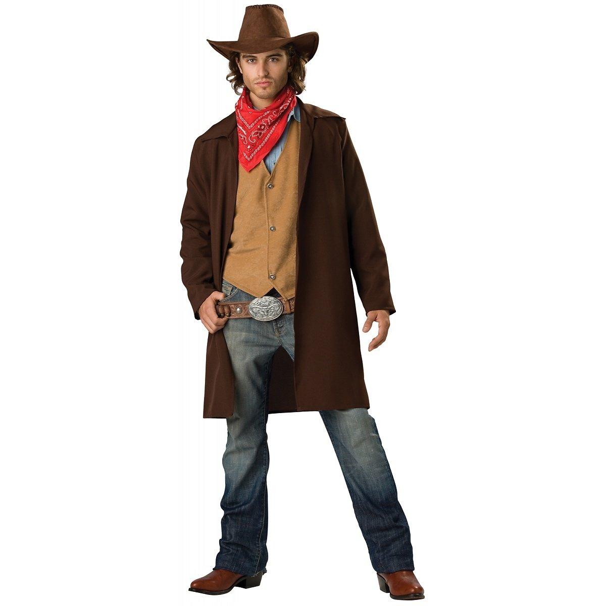 Generique - Cowboy Kostüm für Herren - Deluxe M