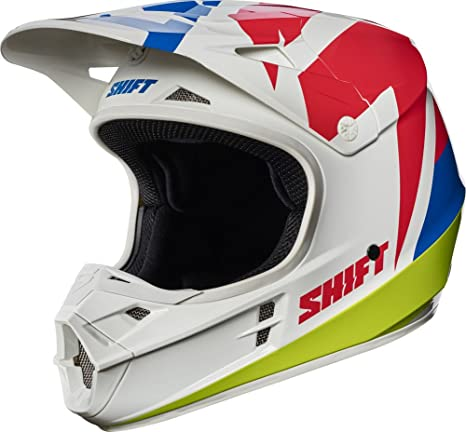1e681aadf3cbd Amazon.es  Shift Racing 17231-008 - Casco de motocross MX