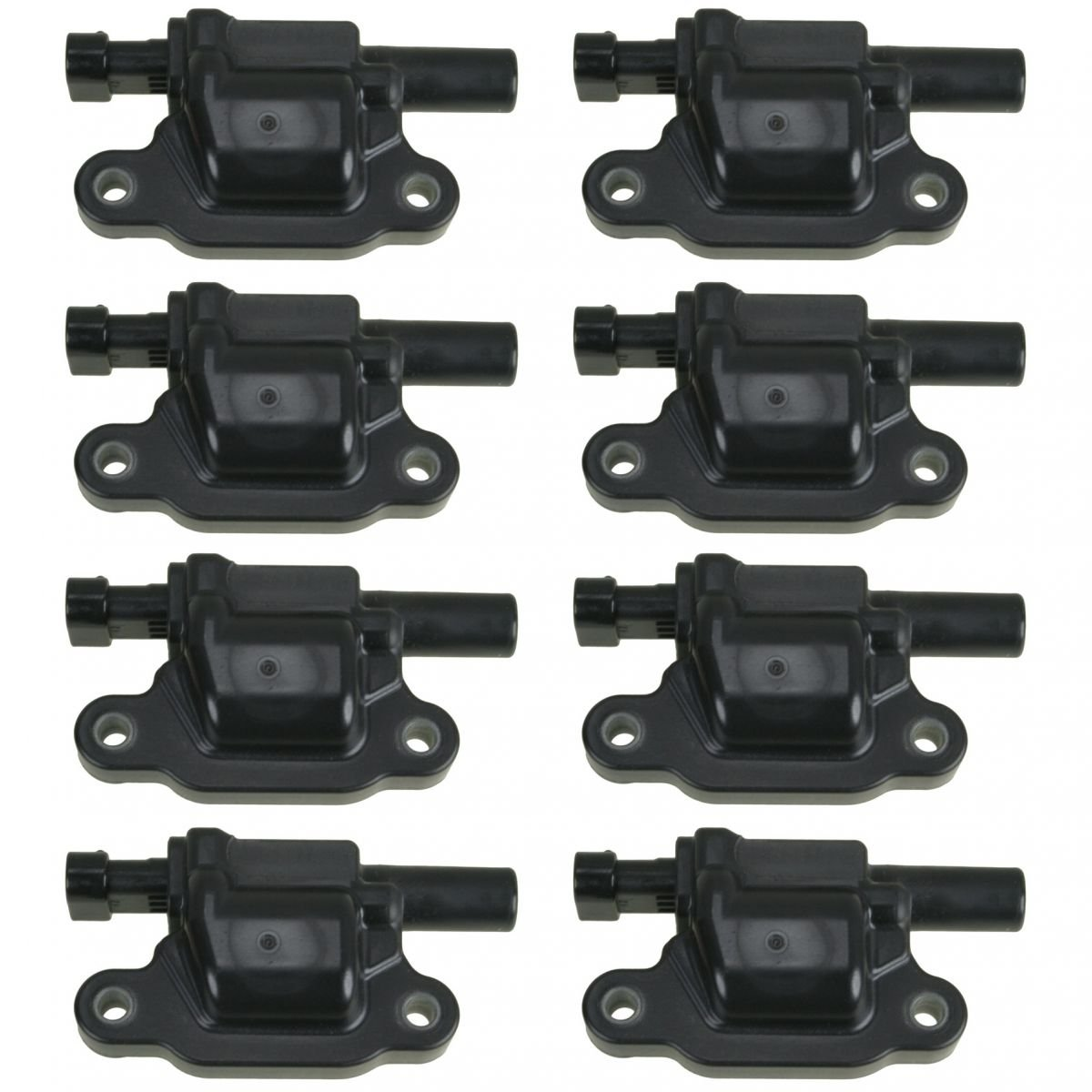 Ignition Coil Set of 8 Kit for Chevy Pontiac GMC Buick Cadillac Pickup Truck SUV TRQ