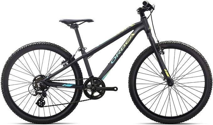 Orbea MX 24 XC Niños Bicicleta 24 pulgadas 8 velocidades montaña Cilindro de aluminio Mountain Bike, g01124, color azul, tamaño talla única: Amazon.es: Deportes y aire libre
