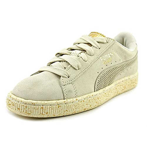 0a9e11cd Puma Suede x Careaux Women US 6 Gray Sneakers: Buy Online at Low ...