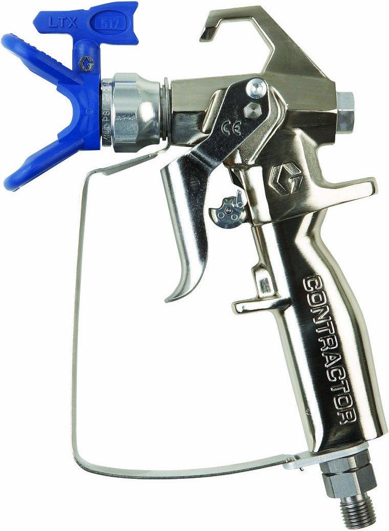 Graco 288420 Airless Four Finger FTx Paint Spray Gun