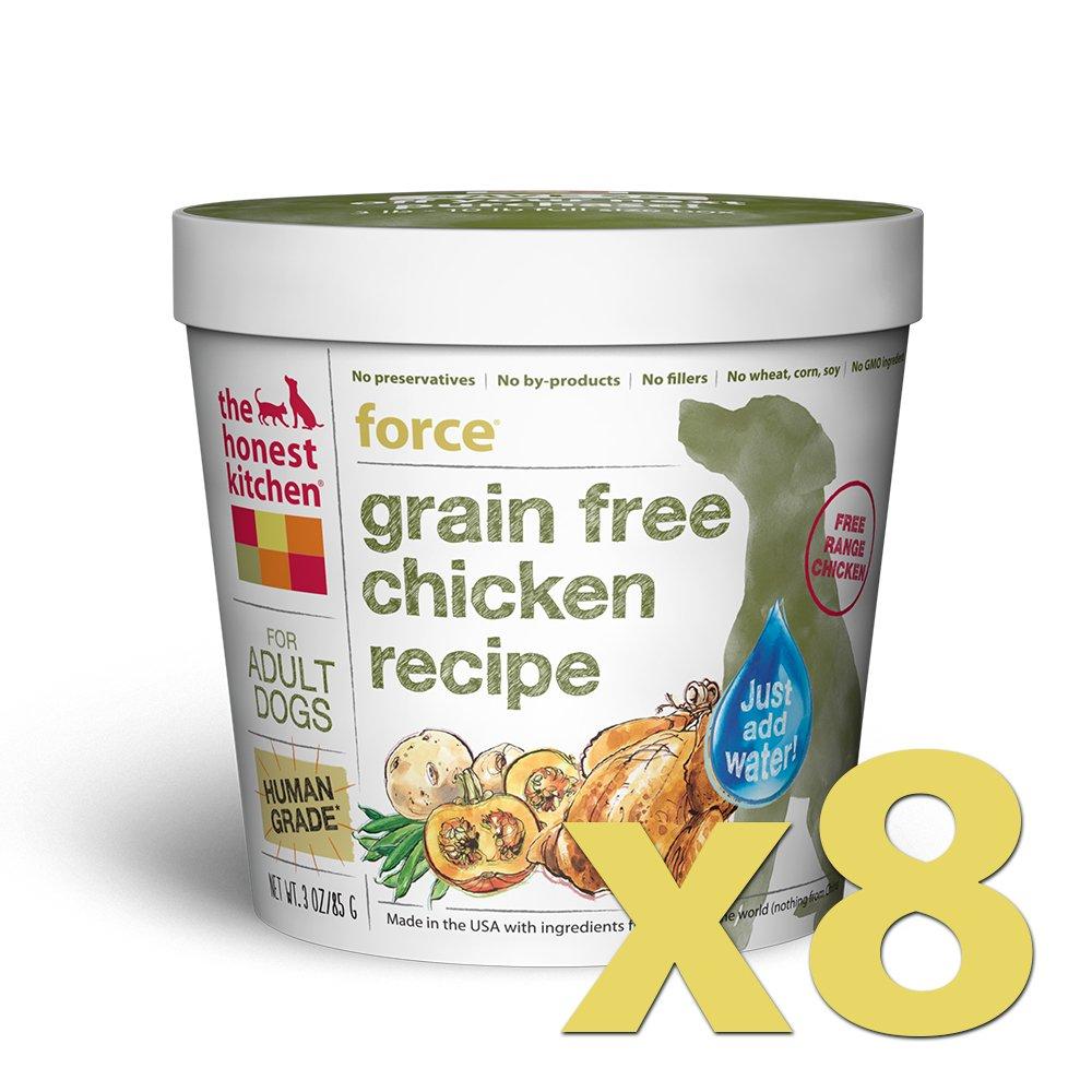Amazon.com : The Honest Kitchen Grain Free Chicken Dog Food Recipe ...