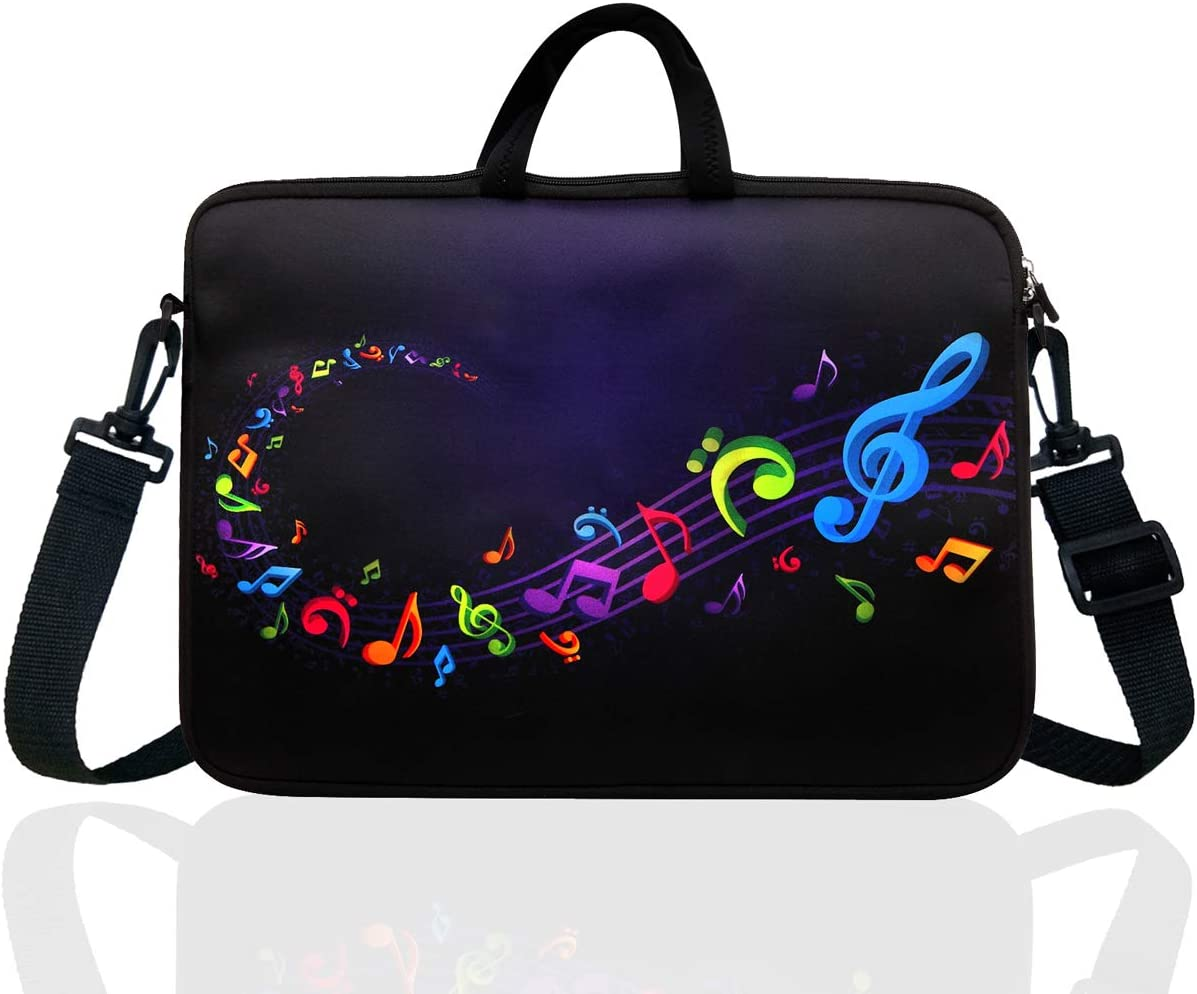 Neoprene Sleeve Laptop Handle Bag Handbag Notebook Case Cover All You Need is Love Hugs and Kisses Portable MacBook Laptop//Ultrabooks Case Bag Cover 17 Inch
