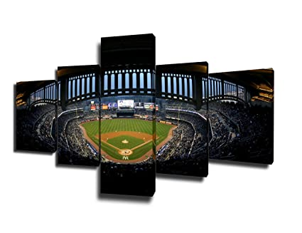 Amazon Com Sports Room Decorations New York Yankee Stadium