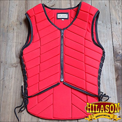 HILASON SMALL ADULT SAFETY EQUESTRIAN EVENTING PROTECTIVE PROTECTION VEST