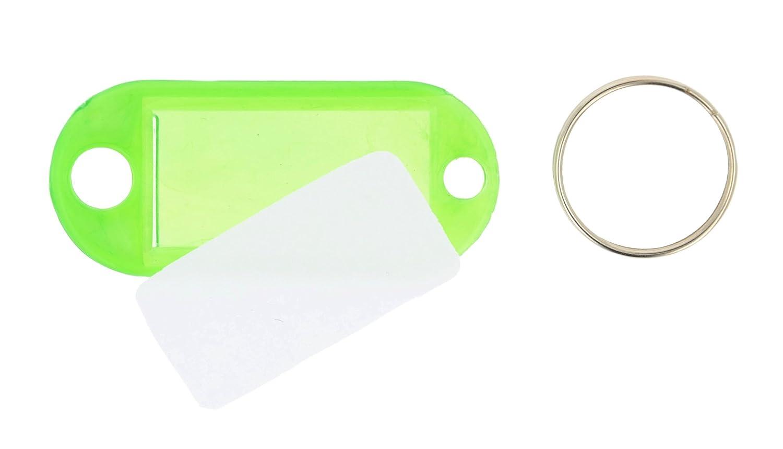 Tormenta y Lighthouse llavero etiquetas de pl/ástico para llaves//equipaje//USB unidades/ /varios colores 30pcs