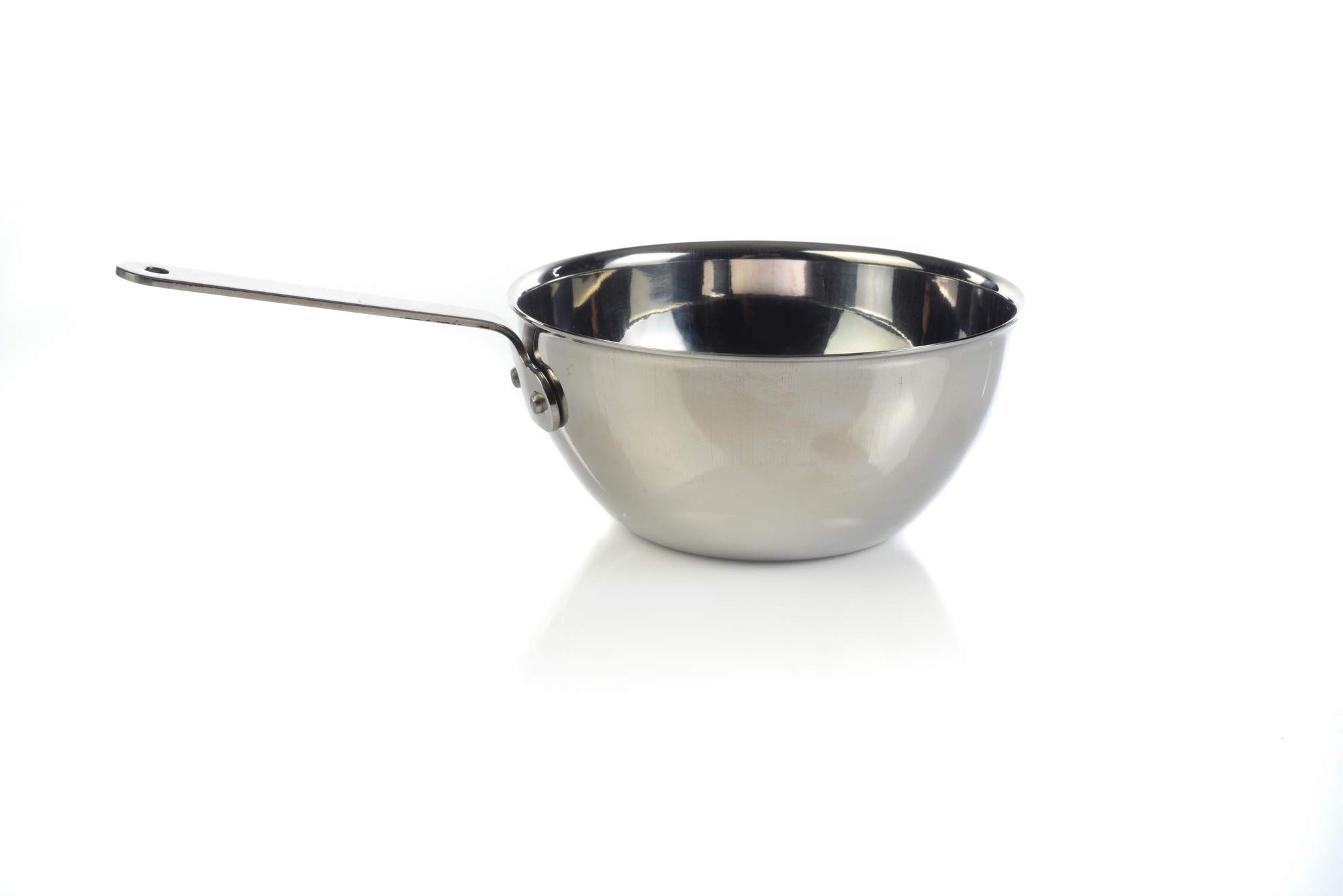 IMPULSE! Zurich Stainless Steel Mini Wok, Sauce pan, Appetizer Server
