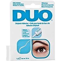 Duo Striplash Adhesive Eyelash Glue, White/Clear