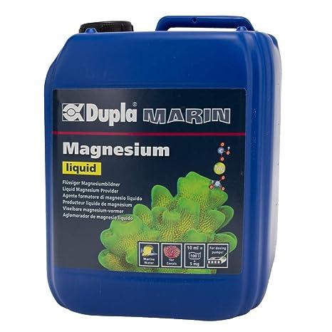 Dupla 81344 Magnesio Liquid, 5 L: Amazon.es: Productos para mascotas