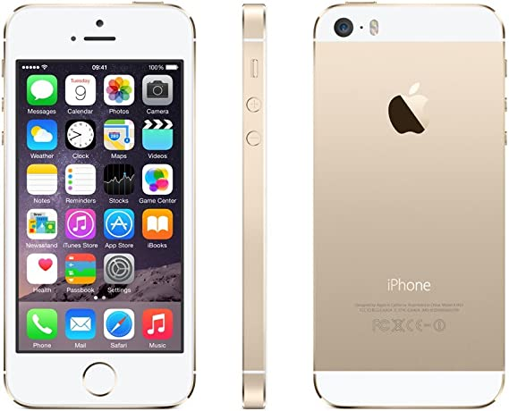 IPHONE 5S 4G GOLD 16 GB: : High tech