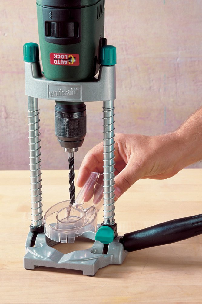 Wolfcraft 4522 Tec Mobil Drill Stand by Wolfcraft (Image #8)