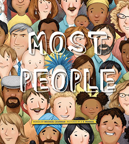 Most People by Tilbury House Publishers