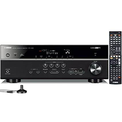 Yamaha HTR-4065 Factory Refurbished 5.1-Channel Network AV Receiver with Airplay